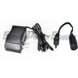 Super Power Supply® AC / DC 3V 1A 1000ma Female to Male Adapter