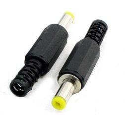 Super Power Supply® 10 pack - 4.8mm x 1.7mm 4.8x1.7mm Male Power Jack DC Plug Solder Tip Adapter