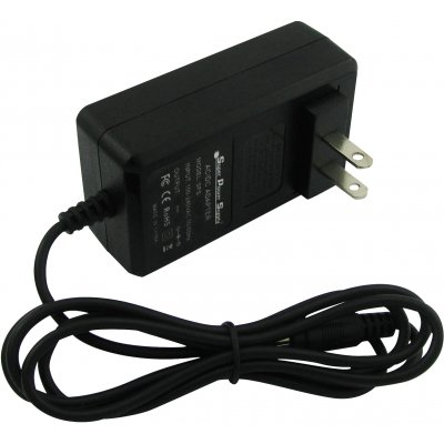 Super Power Supply® AC / DC Adapter Charger Cord 12V 2A (2000mA) 3.5mmx1.35mm / 3.5x1.35mm Wall Barrel Plug