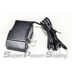 Super Power Supply® AC / DC 9V Adapter Charger Cord Line 6 M5