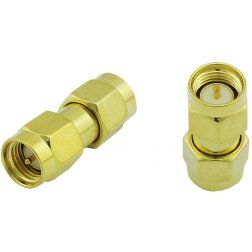 Super Power Supply® SMA Male to SMA Male Adapter Coax Coaxial Connector
