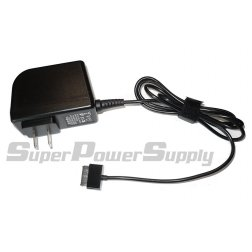 Super Power Supply® Rapid 2A Charger AC / DC Adapter for Galaxy 2 Tablet Eca-p10cbeg