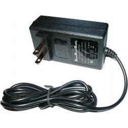 Super Power Supply® AC / DC Adapter Charger Nabi 2 Tablet Nabi2 II NABI2-NV7A NABI2-NVA also fits Meep Kurio