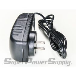 Super Power Supply® AC/DC Adapter for Boss PSA-120S: Guitar Effects Pedal Bd-2 Blues Driver Bf-3 Flanger Ds-1 Distortion 10 ft Foot Wall Barrel Plug