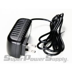 Super Power Supply® 12V 1.5A AC / DC Adapter For Casio WK-500