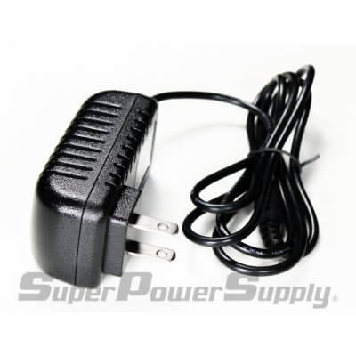 Super Power Supply® 12V 1.5A AC / DC Adapter For Motorola Xoom Tablet part number Sjyn0597a